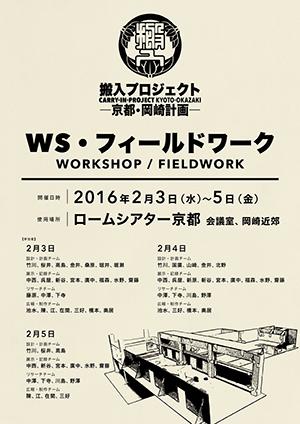 WS・フィールドワーク